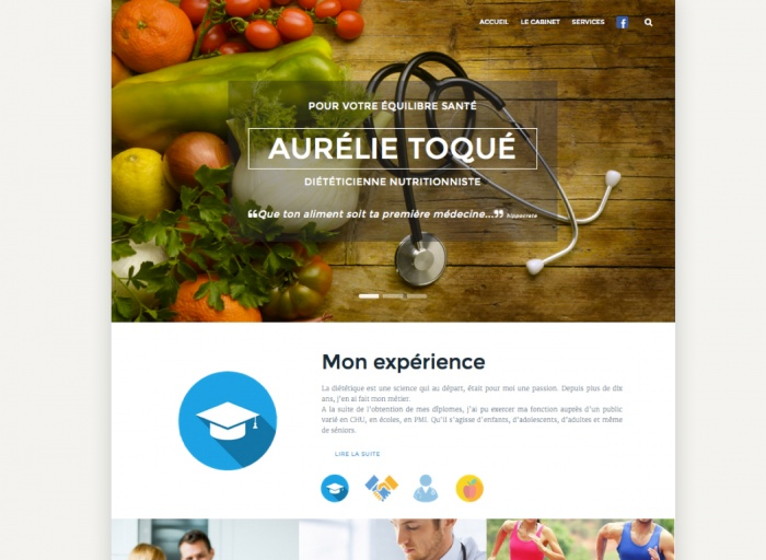 Aurélie TOQUÉ - Diététicienne / Nutritionniste à Ploufragan