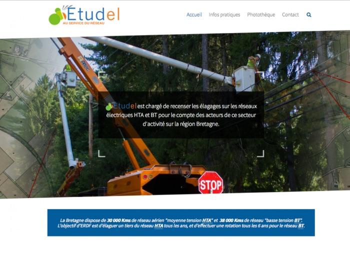 Etudel.fr - bureau d'étude dans le domaine de l'élagage